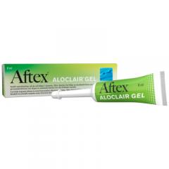 AFTEX ALOCLAIR GEL 8 ML