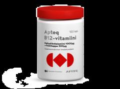 Apteq B12 metyylikobalamiini 1000 mikrog 100 tabl