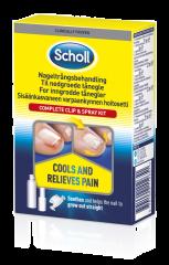 Scholl sisäänkasvaneen kynnen hoito 1 kpl